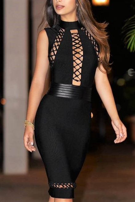 Lisa Bandage Dress